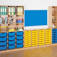 Schule-Schranksystem